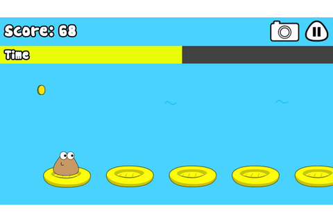 Pou Game - Hop FULL HD - YouTube
