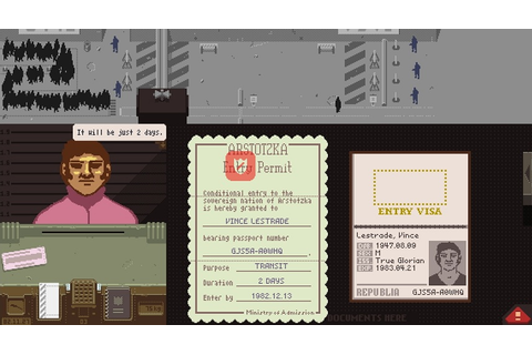 Papers, Please Free Game Download - Free PC Games Den