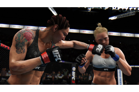EA Sports UFC 3 - Free Download PC Games