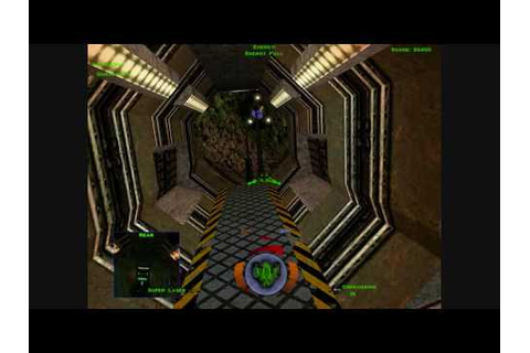 Descent 3 Level 3 Part 1 - YouTube