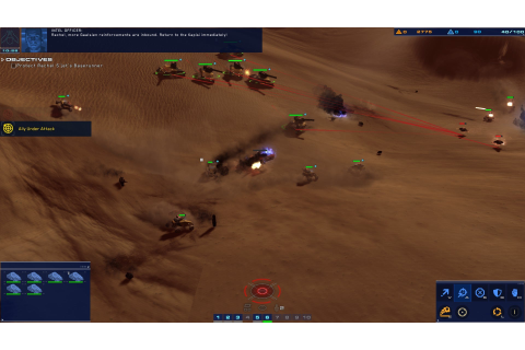 Homeworld: Deserts of Kharak review: A classic resurrected ...