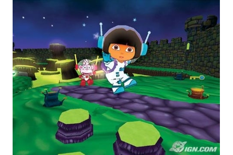 Dora the Explorer: Journey to the Purple Planet - IGN - Page 2
