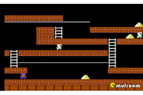 Download Game Lode Runner Free - cybermixe