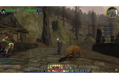 Lord of the Rings Online: Siege of Mirkwood - recenze ...