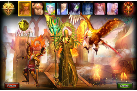 Dragon Redemption - Shadow Of Devil iPhone game - free ...
