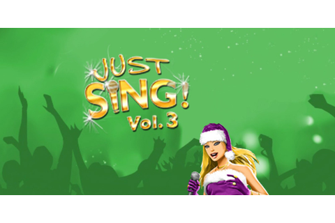 Just SING! Christmas Vol. 3 | Nintendo DSiWare | Games ...