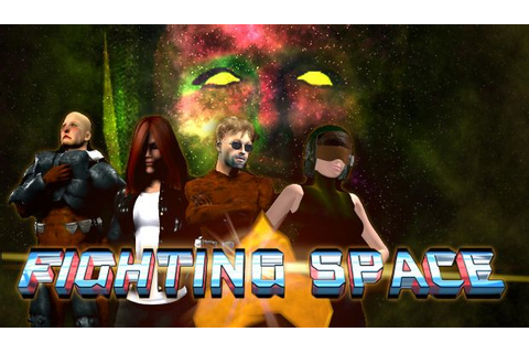 FIGHTING SPACE Free Download « IGGGAMES