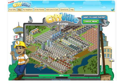 Play CityVille by Zynga on Google Plus Games | Google ...