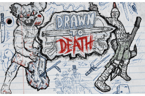 Drawn to Death finally launches on PS4 this April