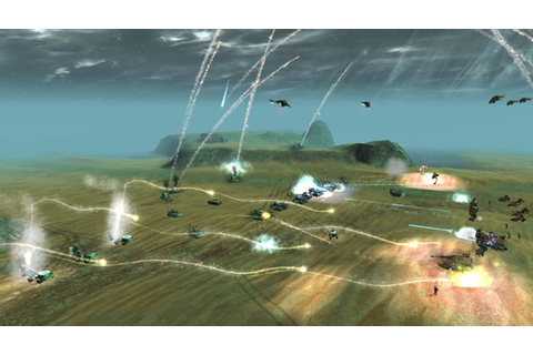 In-game shot image - Ground Control II: Operation Exodus ...