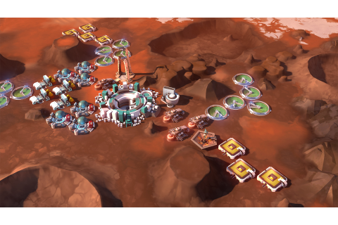 Gameplay: Offworld Trading Company
