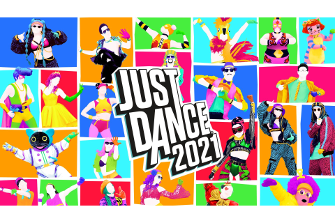 Affiches, posters et images de Just Dance 2021 (2020 ...