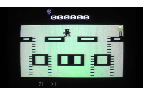 Let's Play: Tax Avoiders (Atari 2600) - YouTube