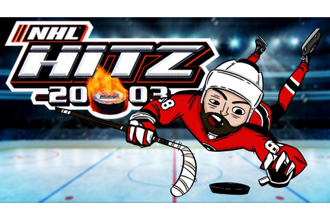 BEST HOCKEY GAME EVER | NHL HITZ 2003 | THE SPORTS SERIES ...
