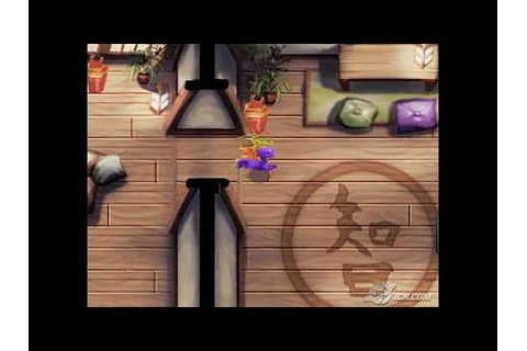Spyro: Shadow Legacy Nintendo DS Gameplay - YouTube