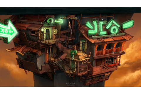 Goodbye Deponia Review (PC)