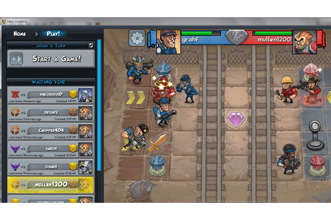 Mediafire PC Games Download: Hero Academy Download ...