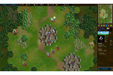 Battle for Wesnoth 1.14.7 | Strategy Games | FileEagle.com