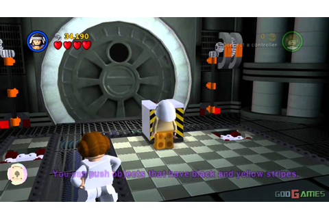 LEGO Star Wars II: The Original Trilogy - Gameplay Xbox HD ...