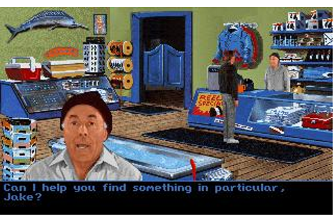 Blue Force Download (1993 Adventure Game)