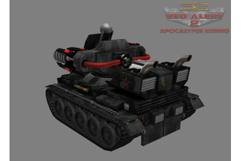 RA2:AR April Update! news - Red Alert 2: Apocalypse Rising ...