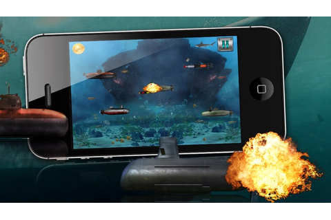 Angry Battle Submarines - A War Submarine Game! by Hotel ...