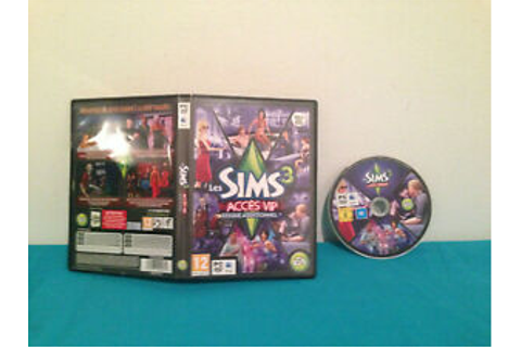 Les sims 3 : Acces vip PC NO CD-KEY FRENCH | eBay