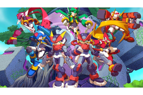 1 Mega Man ZX Advent HD Wallpapers | Background Images ...