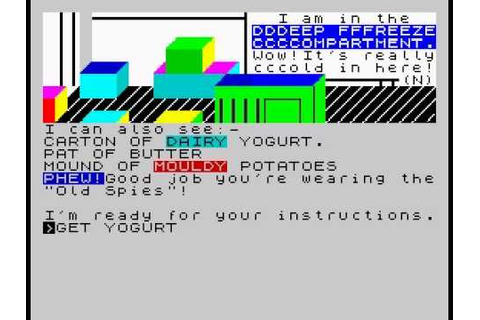 Subsunk Walkthrough, ZX Spectrum - YouTube