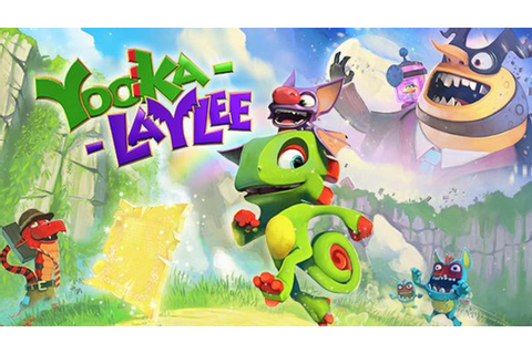 Yooka-Laylee »FREE DOWNLOAD | CRACKED-GAMES.ORG
