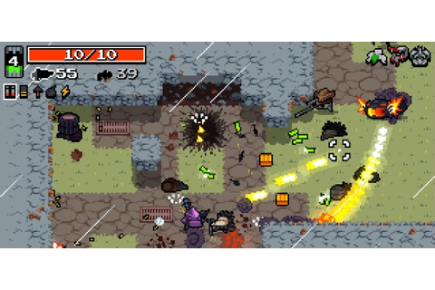 Wot I Think: Nuclear Throne | Rock Paper Shotgun