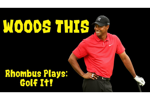 THIS GAME IS AWESOME - Rhombus Plays Golf It! - YouTube