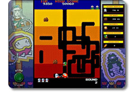 Dig Dug Game Review - Download and Play Free Version!