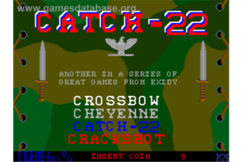 Catch-22 - Arcade - Games Database