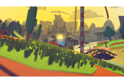 These New Screenshots Prove That Tearaway Unfolded Is the ...
