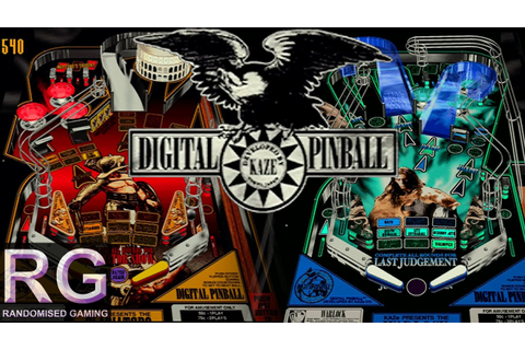Digital Pinball: Last Gladiators - Sega Saturn - Intro and ...
