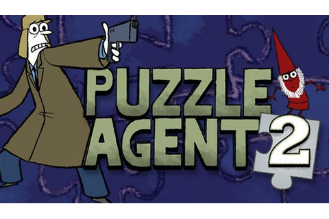 Puzzle Agent 2 Free Download « IGGGAMES
