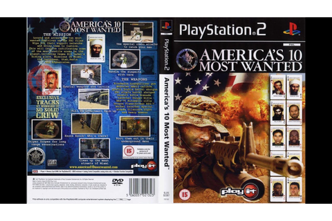 HardEdge - America's 10 Most Wanted (PS2) Part 2 (20.06.17 ...