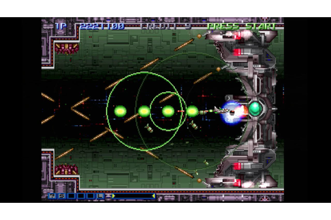 Gradius Gaiden (PS1) Full Run (Loop 3) on Hardest - YouTube