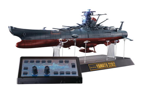 AUG188679 - GX-86 SPACE BATTLESHIP YAMATO 2202 SOUL OF ...