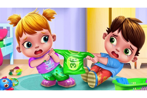 Baby Twins Terrible Two Kids Games - Play Learn Tabtale ...