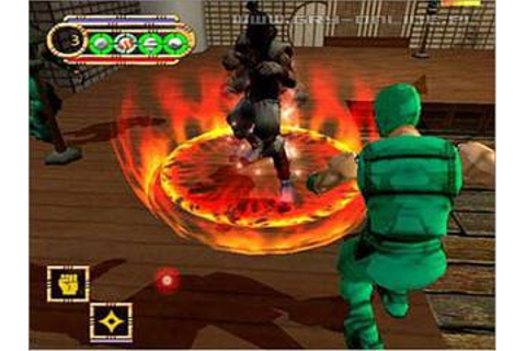 Godai: Elemental Force - PS2 - gamepressure.com