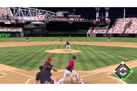 MLB 14 The Show - Road To The Show Ep10 (2015 Futures Game ...