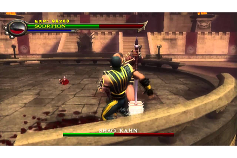 [PlayStation 2] - Mortal Kombat: Shaolin Monks - Final ...