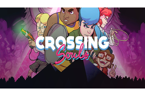 Crossing Souls Free PC Game Archives - Free GoG PC Games