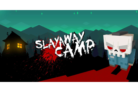 'Slayaway Camp' is a Killer Puzzle Game featuring Iconic ...