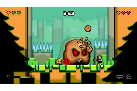 MUTANT MUDDS: SUPER CHALLENGE Game | PS4 - PlayStation