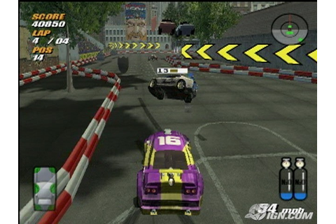 Destruction Derby Arenas PS2 ISO – PPSSPP PS2 APK Android ...