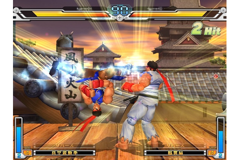 Street Fighter Online: Mouse Generation (Game) | GamerClick.it