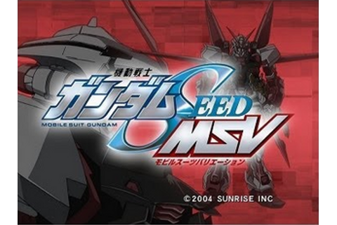 Mobile Suit Gundam SEED MSV ASTRAY | The Gundam Wiki ...